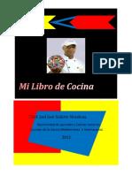 Mi Libro de Cocina Chef Joel Solarte