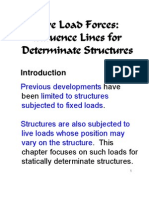CE 382 L8 - Influence Line Diagrams