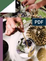 Colaboración en la revista Guatedining - Edición 36 - Abril 2017