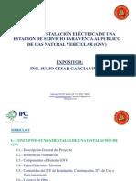 1.Curso de Instalaciones Eléctricas GNV