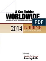 Gas Turbines Sourcing