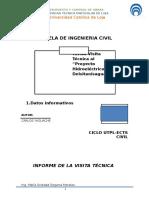 Informe Visita-proy Delsitanisagua