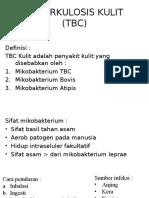 3.TUBERKULOSIS KULIT (TBC).ppt