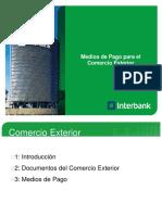 Finanzas Para El Comex INTERBANK