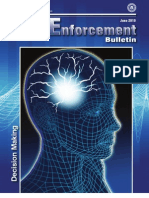 FBI Law Enforcement Bulletin - June 2010