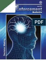 FBI Law Enforcement Bulletin - June 2010