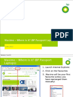 BP - Where is Maximo & How to Find Maximo Userform v2