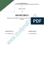 MCA Biometrics Report (1)