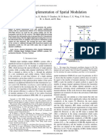 Practical Implementation of Spatial Modulation