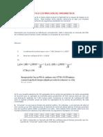 Tarea Estimación de Parámetros