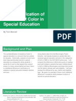 overidentification of students of color in special edu  final