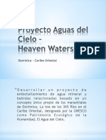 Aguas Del Cielo V1