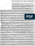 Lecturas Melodicas Arpegio Pentacordio Escala