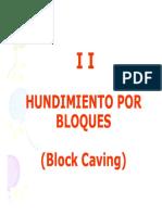 1 Block Caving