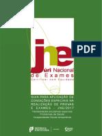 Guia Para Aplicação de Condições Especiais Na Realização de Provas e Exames - JNE 2017 (1)