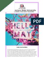 may sda newsletter