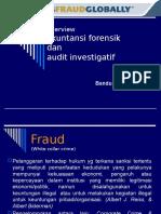 Pengantar Audit Forensik