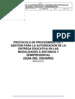 LINEAMIENTOS DE EDUCACION SEMIPRESENCIAL I DISTNCIAMDS-GUI-01_PROTOCOLO_GUIA_DEL_USUARIO.pdf