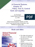 22 Financial Policy Liquidity