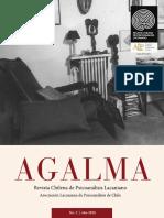Agalma, Revista Chilena de Psicoanalisis Lacaniano. Numero  2.pdf