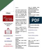 Curso de Técnico en Gestión en Fincas Urbanas 2017