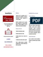 Curso de Técnico en Gestión en Derecho Inmobiliario 2017
