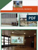 Second transnational meeting - Munich