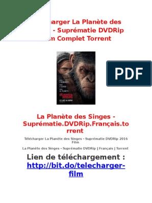 PLANÈTE 1FICHIER SINGES 2017 LA TÉLÉCHARGER DES