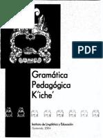 Gramática Quiché