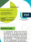 Programa Estudio Legislacion en Salud