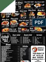 Kebab Black & White