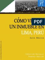 Como Vender Un Inmueble en Lima