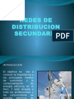 Redes de Distribucion Secundaria