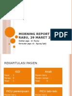 MORNING REPORT SENIN, 29 MARET 2017.pptx