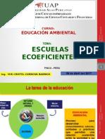 Clase 04 - Escuelas Ecoeficientes