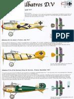 SAM - Aircraft Profiles