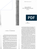 ROUANET, S.p- Mal Estar Da Modernidade - A Coruja e o Sambodromo (26cps)