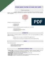 Rubik Cube - Cubo de Rubik