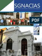 Revista Disgnacias 2016 (Ateneo Tucumano)