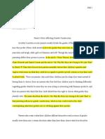 progression 1 final polished essay