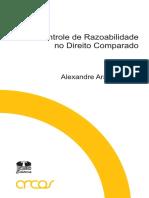 Alexandre Araújo Costa - O Controle de Razoabilidade No Direito Comparado