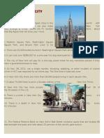 71066 New York City Facts
