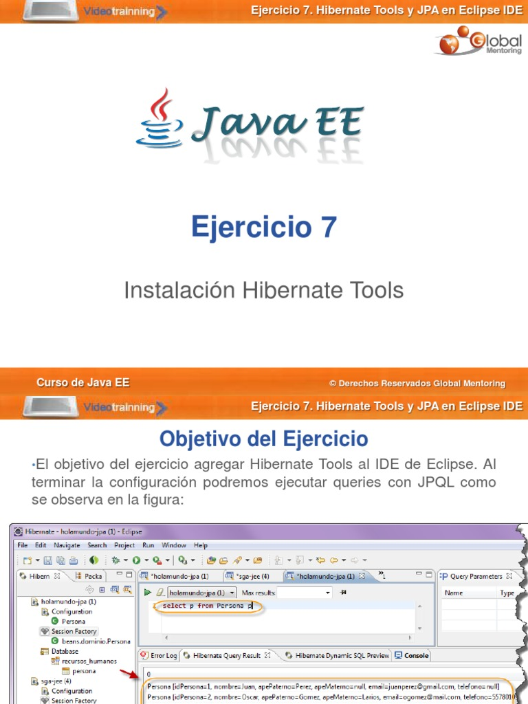 Eclipse ide for java ee developers tutorial pdf olvin abarca baditri Gallery