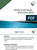 S3 Modelo EntidadRelacion Clase