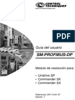 Sm-profibus Dp-V1 User Guide
