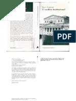 Lourau Rene - El Analisis Institucional