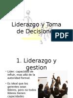 Gestion 2 Liderazgo y Decision