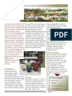 Container Garden Pub