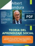 ALBERT BANDURA TEORIA SOCIAL DEL APRENDIZAJE.pptx