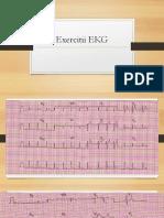 Exercitii EKG